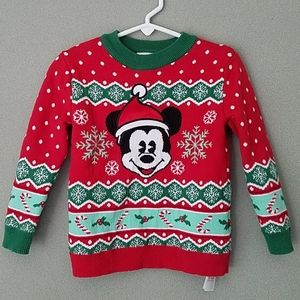 Disney Christmas Sweater